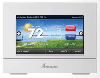 Controls And Thermostats From Amana