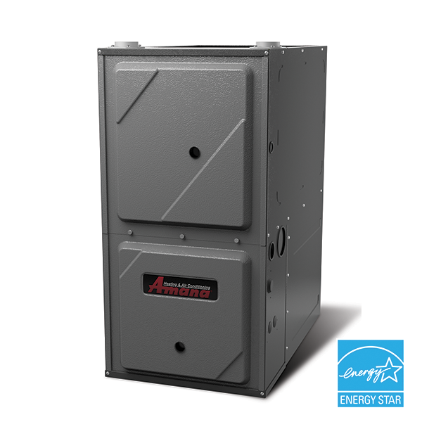 90% AFUE Gas Furnace Down Flow Energy Star