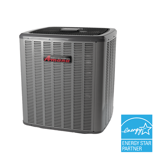 Efficient Heating And Cooling With ASZC16 Heat Pump | Amana