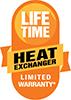 Amana's Lifetime Heat Exchanger Limited Warranty