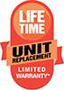 Amana's Lifetime Unit Replacement Limited Warranty