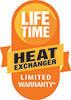 Lifetime Heat Exchanger Limited Warranty from Amana