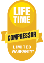 Lifetime Compressor Limited Warranty from Amana