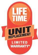 Lifetime Unit Replacement Limited Warranty from Amana